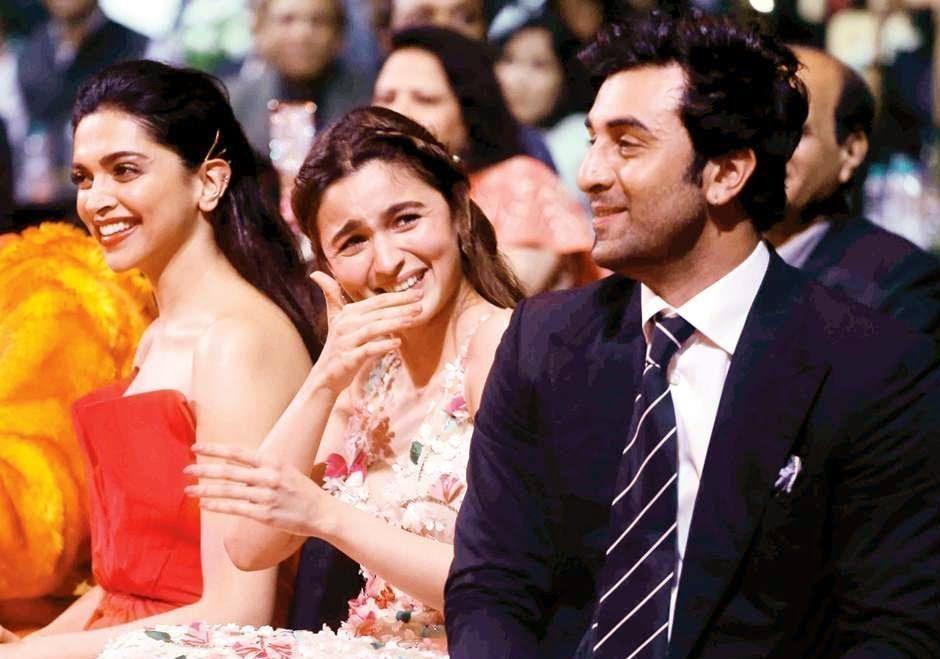 Ranbir Kapoor, Deepika Padukone, Alia Bhatt together in ...